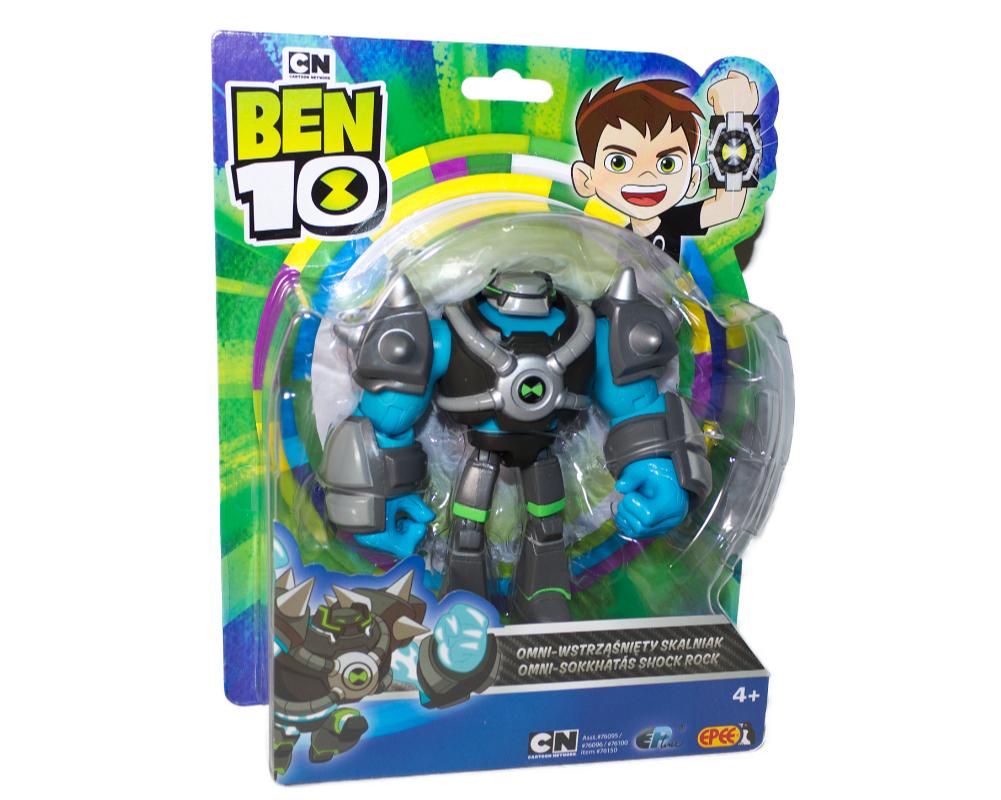 Ben 10 – figurka podstawowa z akcesoriami 13 cm W8, 7 ass. - pbt76100-ben10-figurka-podstawowa-omni-wstrzasniety-skalniak-w-opak