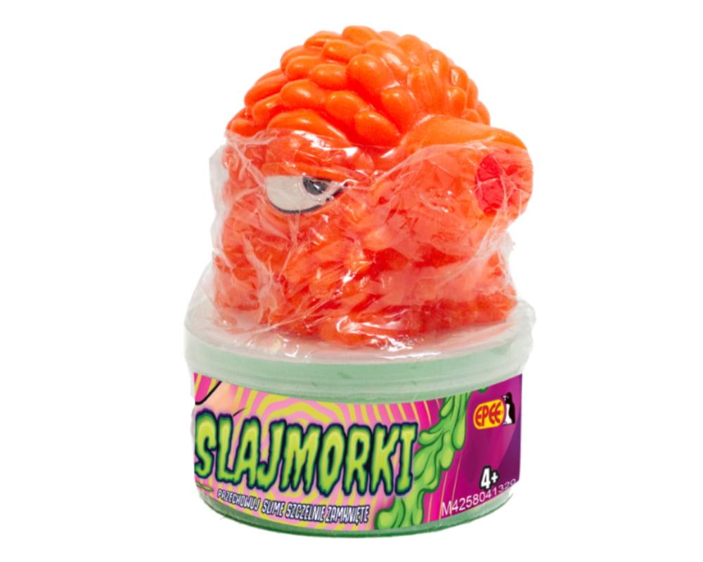 Slajmorki – slimowe potworki - slajmorki-pomaranczowy-ep03845