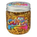 Slimy Glittzy – Masa Brokatowej Zabawy, słoik 240 g - ep03853-slimy-glittzy-sloik-courage - miniaturka