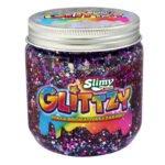 Slimy Glittzy – Masa Brokatowej Zabawy, słoik 240 g - ep03853-slimy-glittzy-sloik-nova - miniaturka