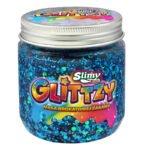 Slimy Glittzy – Masa Brokatowej Zabawy, słoik 240 g - ep03853-slimy-glittzy-sloik-peace - miniaturka