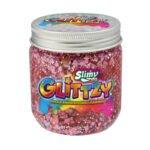 Slimy Glittzy – Masa Brokatowej Zabawy, słoik 240 g - ep03853-slimy-glittzy-sloik-romance - miniaturka