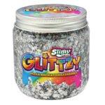 Slimy Glittzy – Masa Brokatowej Zabawy, słoik 240 g - ep03853-slimy-glittzy-sloik-wisdom - miniaturka
