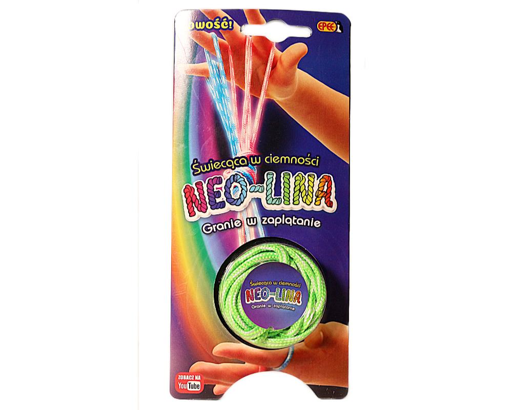 Świecąca w ciemności Neo-Lina, 4 ass. - ep04056-neo-lina-swiecaca-w-ciemnosci-zielona-w-opak