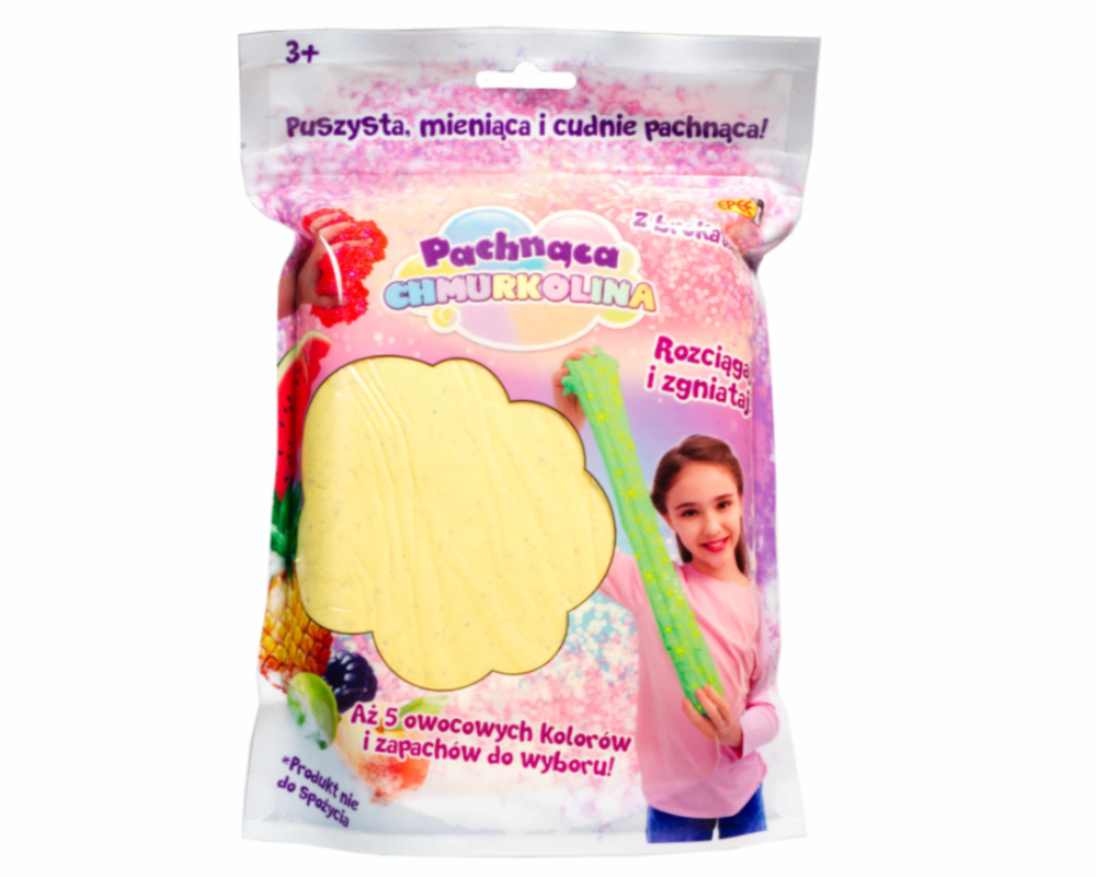 Pachnąca Chmurkolina – Big pack 150 g, 5 ass. - ep04100-pachnaca-chmurkolina-big-pack-ananas