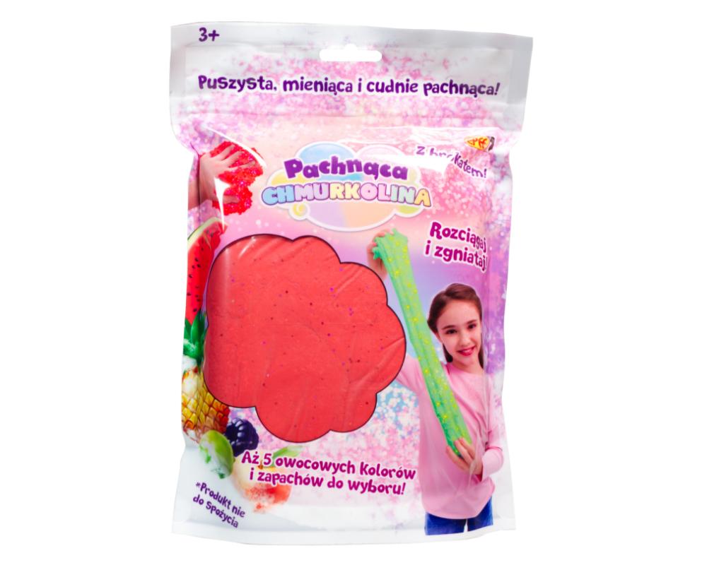 Pachnąca Chmurkolina – Big pack 150 g, 5 ass. - ep04100-pachnaca-chmurkolina-big-pack-arbuz