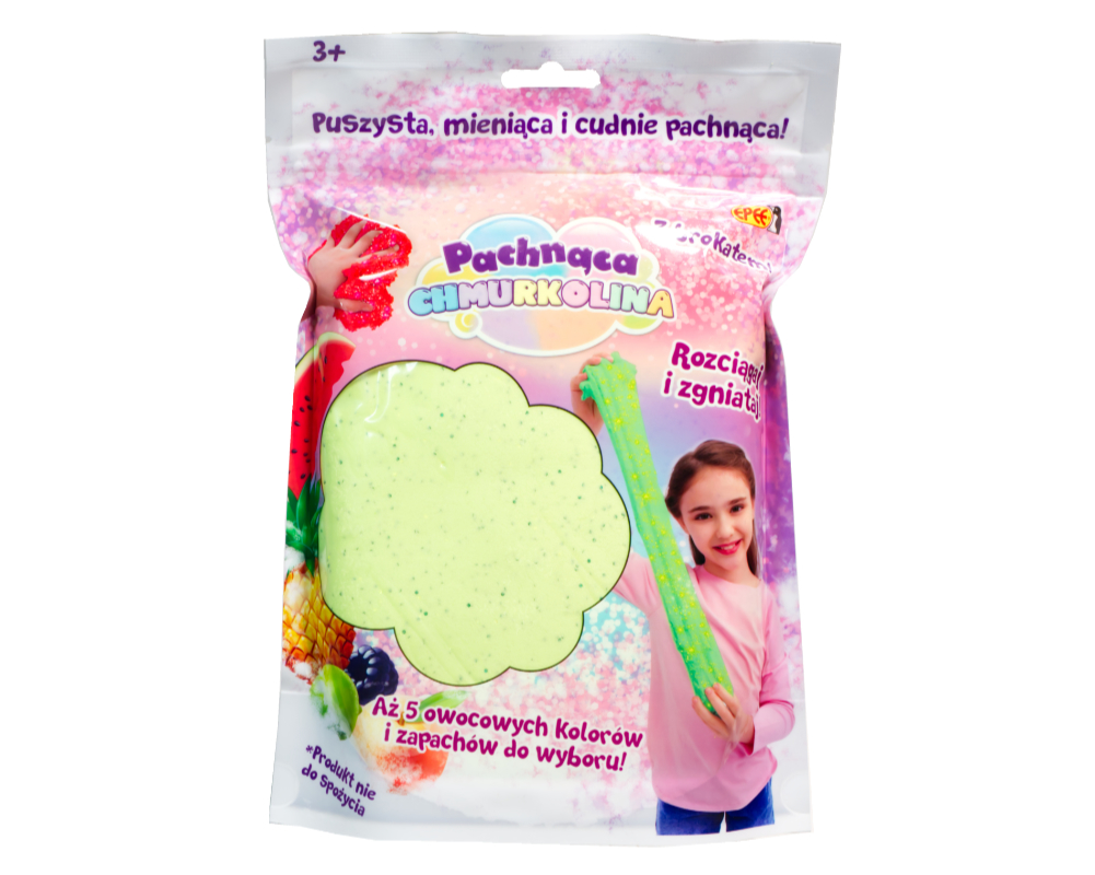 Pachnąca Chmurkolina – Big pack 150 g, 5 ass. - ep04100-pachnaca-chmurkolina-big-pack-limonka