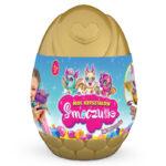 Smoczusie – Moc Kryształów – Plusz w jajku 16 cm, 6 ass. - ep04110-smoczusie-jajo-zlote - miniaturka