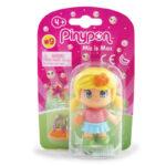 Pinypon City – Laleczka Emoji 7 cm z akcesoriami, 4 ass. - fpp14721-pinypon-laleczka7cm-emoji-w-opak-zolte-wlosy - miniaturka