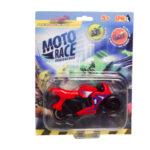Moto Race – Kraksa na maxa – Motorek 8,5 cm na blistrze, 6 ass. - ep04112-moto-race-motor-w-blistrze-czerwony - miniaturka