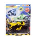 Moto Race – Kraksa na maxa – Motorek 8,5 cm na blistrze, 6 ass. - ep04112-moto-race-motor-w-blistrze-zolty - miniaturka
