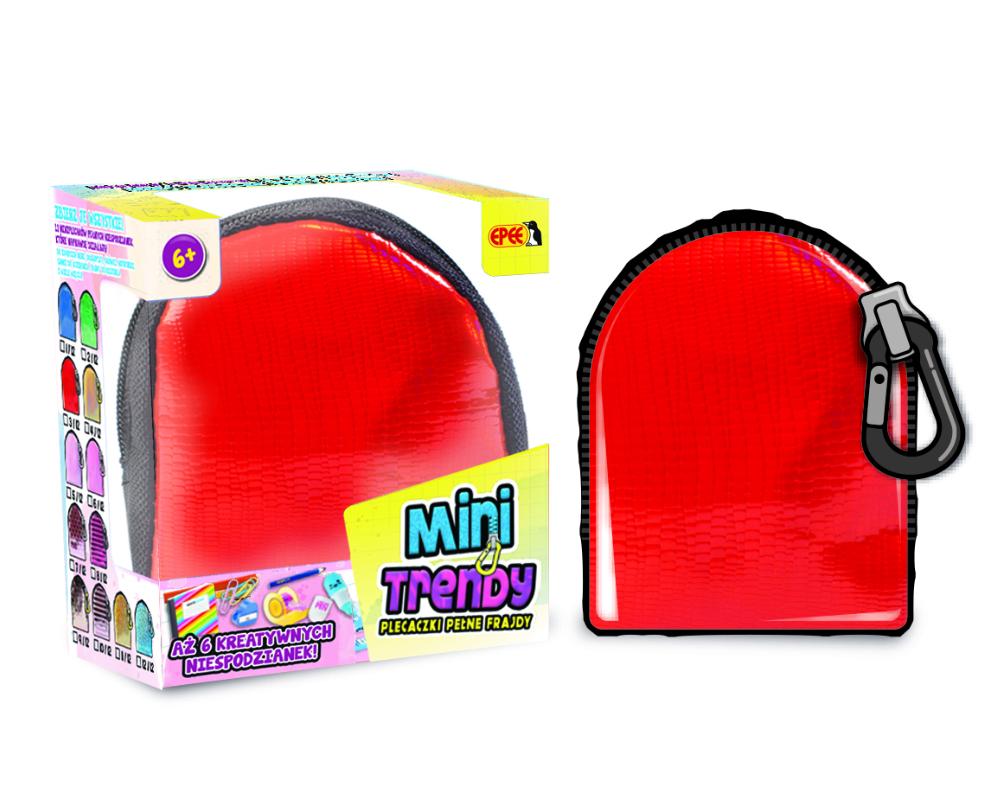 MiniTrendy – Plecaczki pełne frajdy, 12 ass. - ep04114-minitrendy-kompozycja-czerwony