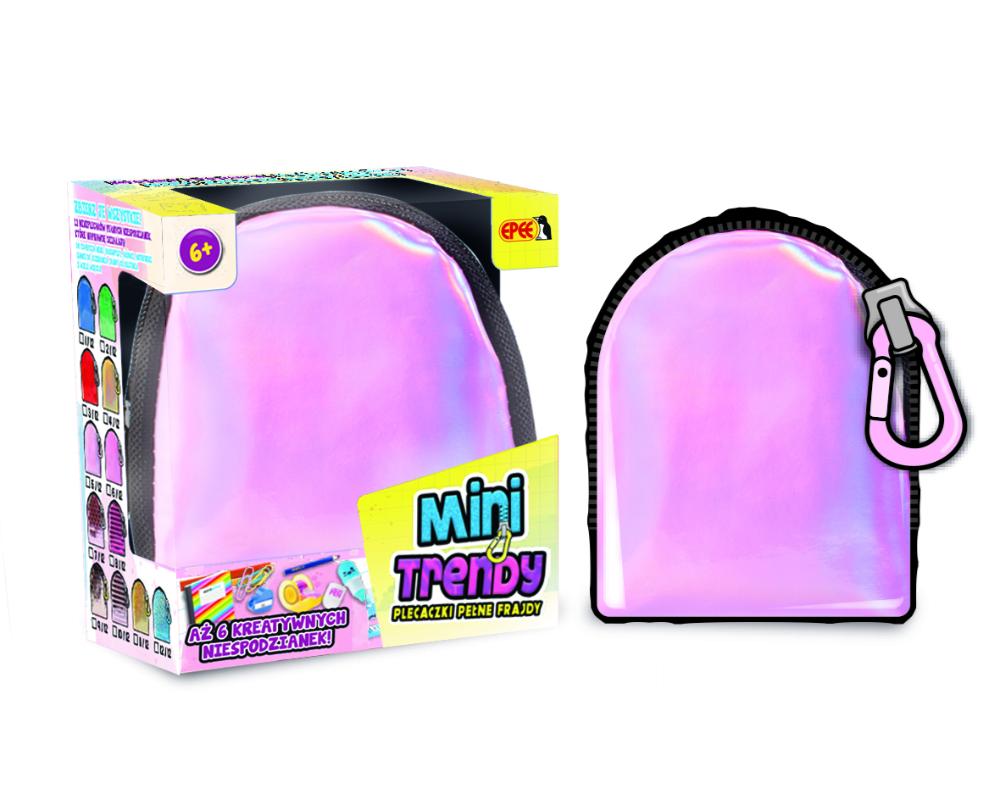 MiniTrendy – Plecaczki pełne frajdy, 12 ass. - ep04114-minitrendy-kompozycja-rozowy