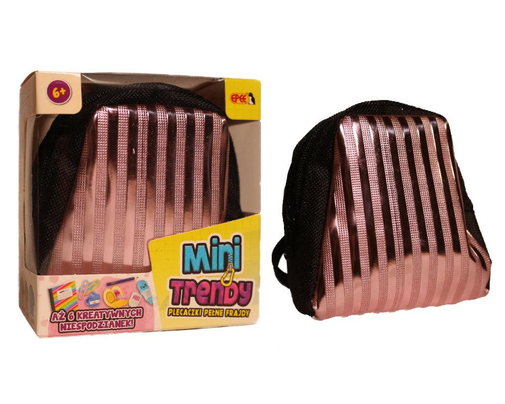 MiniTrendy – Plecaczki pełne frajdy, 12 ass. - minitrendy-kompozycja-fioletowy-ep04114