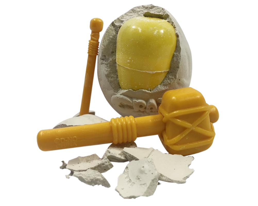 DinoLandia – jajo z figurką i akcesoriami, 10 ass. - dinolandia-zabawa2-ep04057