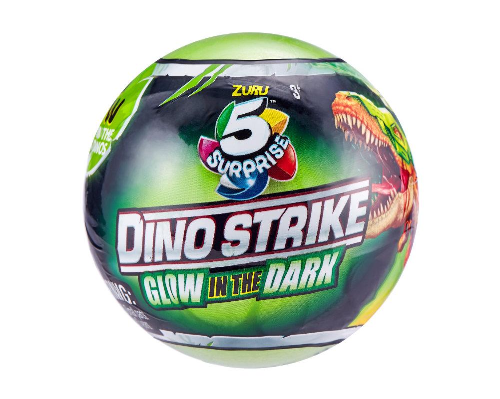 Niespodzianek 5! Dino Strike – świecące w ciemności - 5-surprise-dino-strike-gid-opakowanie-ep04062