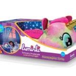 Luminki-Świecący Przyjaciele-Pluszowy projektor 25 cm, 2 ass. - luminki-pluszowy-projektor-jednorozec-opakowanie-ep04133 - miniaturka