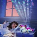 Luminki-Świecący Przyjaciele-Pluszowy projektor 25 cm, 2 ass. - luminki-pluszowy-projektor-zabawa-ep04133 - miniaturka