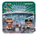 Pinypon Action – 2-pack figurek 7 cm, 2 ass. - pinypon-action-2pack-podroznik-policjant-opak-fpp16056 - miniaturka