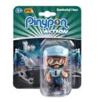 Pinypon Action – Figurka 7 cm z akcesoriami, 5 ass. - pinypon-action-figurka-policjant-fpp16055 - miniaturka