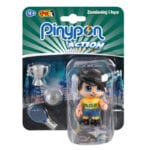 Pinypon Action – Figurka 7 cm z akcesoriami, 5 ass. - pinypon-action-figurka-sportowiec-fpp16055 - miniaturka