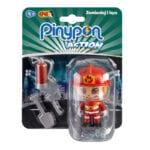 Pinypon Action – Figurka 7 cm z akcesoriami, 5 ass. - pinypon-action-figurka-strazak-fpp16055 - miniaturka