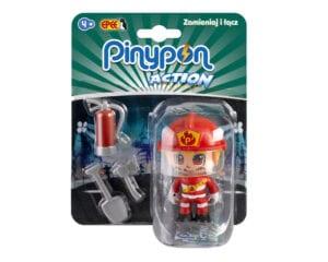 Pinypon Action – Figurka 7 cm z akcesoriami, 5 ass.