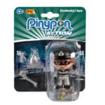 Pinypon Action – Figurka 7 cm z akcesoriami, 5 ass. - pinypon-action-figurka-zlodziej-fpp16055 - miniaturka