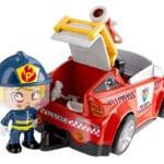 Pinypon Action – Pojazd z figurką 7 cm i akcesoriami, 2 ass. - pinypon-action-zestaw-pojazdow-straz-bez-opak-fpp16057 - miniaturka