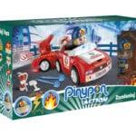Pinypon Action – Pojazd z figurką 7 cm i akcesoriami, 2 ass. - pinypon-action-zestaw-pojazdow-straz-opak-fpp16057 - miniaturka