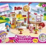 """Pinypon City – Zestaw """"Pizzeria"""" z laleczką 8 cm i akcesoriami - pinypon-city-pizzeria-opak-fpp14755 - miniaturka"""