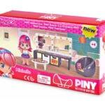 """Pinypon City – Zestaw """"Pokoik"""" z laleczką 8 cm i akcesoriami, 2 ass. - pinypon-city-pokoik-opak-fpp14155 - miniaturka"""