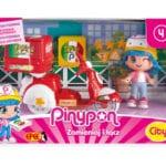 Pinypon City – Skuter z laleczką 8 cm i akcesoriami - pinypon-city-skuter-pizzeria-opak-fpp14911 - miniaturka