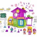 """Pinypon City – Zestaw """"Szkoła"""" z 3 laleczkami i akcesoriami - pinypon-city-szkola-bez-opak-fpp14102 - miniaturka"""