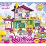 """Pinypon City – Zestaw """"Szkoła"""" z 3 laleczkami i akcesoriami - pinypon-city-szkola-opak-fpp14102 - miniaturka"""